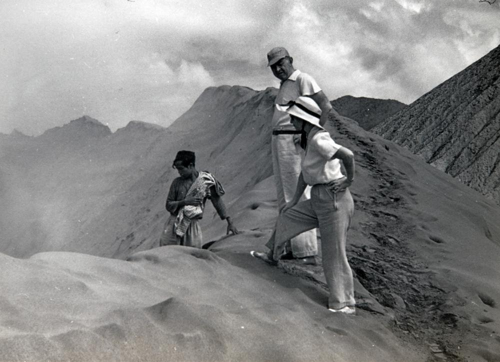 Figure 11: Bromo, ca. 1954. Collection Stichting Nationaal Museum van Wereldculturen. Collection no. TM-30023130, Alb-2207.