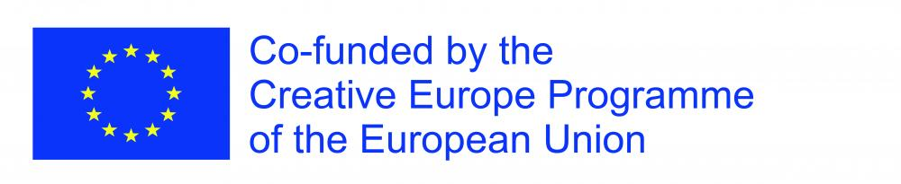 Taking Care is co-funded by the European Union's Creative Europe programme