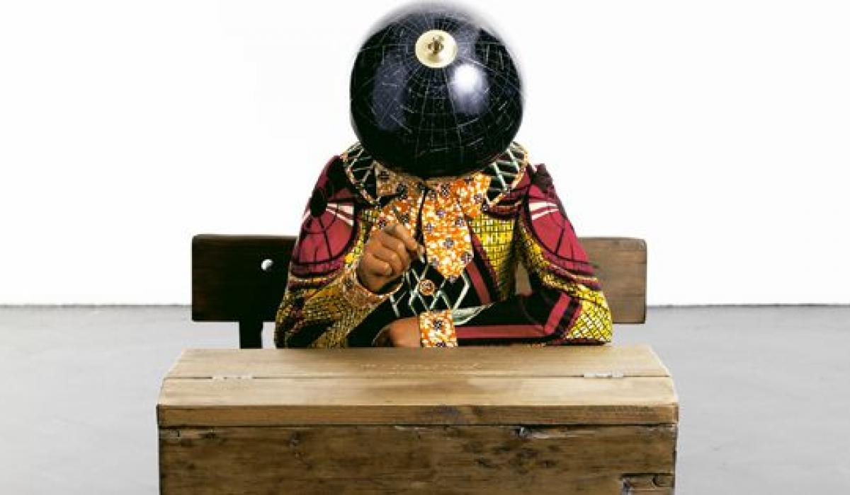 Planets in my head - Yinka Shonibare